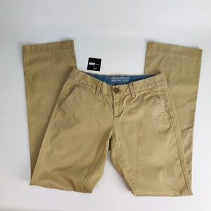 Banana Republic Tan Slacks